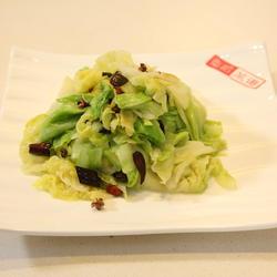 锅炝圆白菜的做法[图]