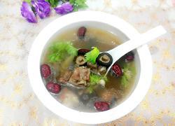 香菇排骨汤
