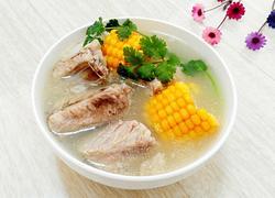 排骨玉米汤(清炖)