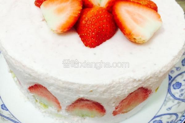 草莓慕斯😘