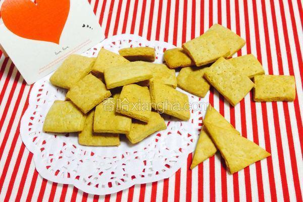 低脂低糖苏打饼干