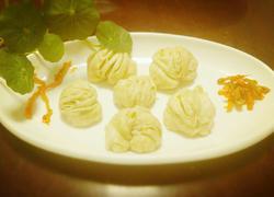 葱油小花卷