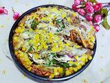 什锦海陆双拼披萨的做法[图]