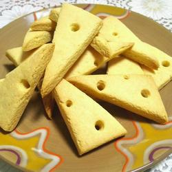 奶酪饼干的做法[图]