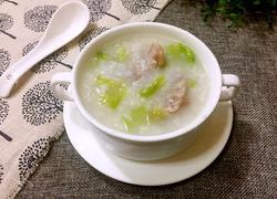 砂锅猪骨粥