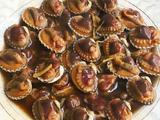 姜酒花蛤的做法[图]