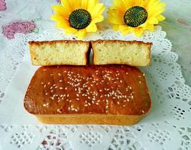 无水蜂蜜方蛋糕[图]