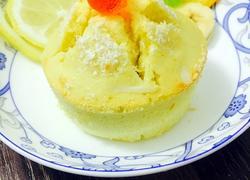 椰蓉杏仁纸杯蛋糕