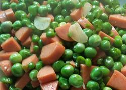 豌豆火腿肠