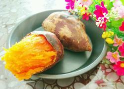甜香烤红薯