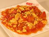 西红柿炒鸡蛋的做法[图]