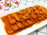 番茄虾仁豆腐的做法[图]