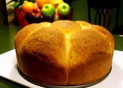 椰丝夹心酸奶面包