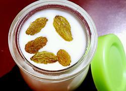 自制原味酸奶