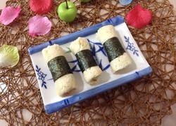 海苔土司卷