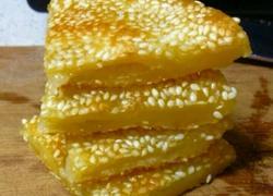 香甜糯米饼