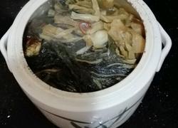 白菜干罗汉果猪骨汤