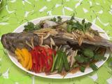 清蒸石斑鱼的做法[图]