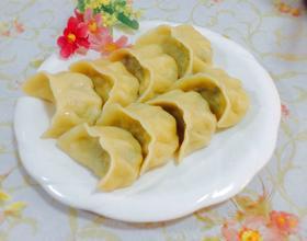 西葫芦鸡蛋木耳水饺[图]