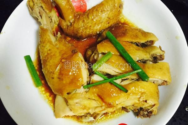 粤式酱油鸡