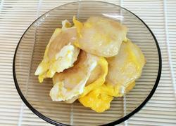 鸡蛋香煎鱼豆腐