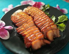 蜜汁叉烧肉[图]