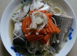 金针菇水煮鱼