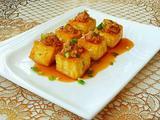 #我为女王做道菜#糯米酿豆腐的做法[图]
