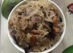 香芋糯米饭