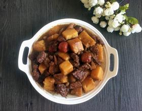土豆炖牛肉[图]