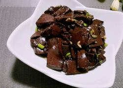 蚝油血豆腐