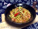 豆芽菜炒粉的做法[图]