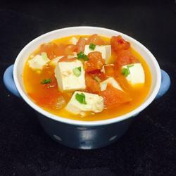 番茄豆腐的做法[图]