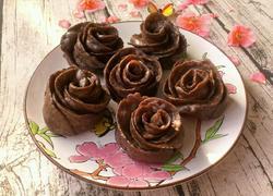 黑玫瑰(五谷杂粮馒头)