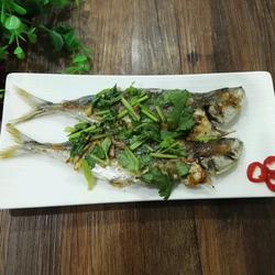 香煎巴浪鱼(电饼铛)