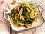 芥末鸡丝拌菠菜的做法[图]