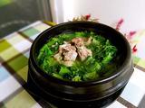 芥菜排骨煲的做法[图]