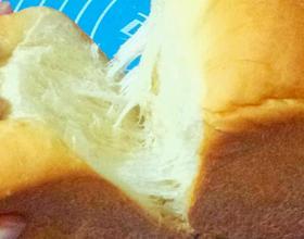 中种北海道奶油吐司