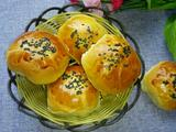 葡萄干小面包的做法[图]