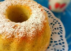香蕉萨瓦林戚风蛋糕