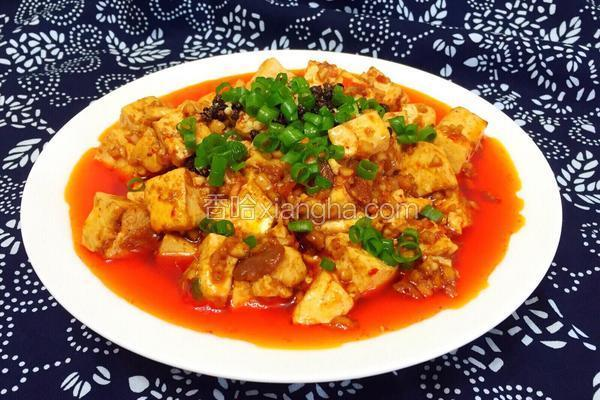 全素版麻婆豆腐