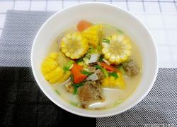 胡萝卜玉米烧排骨