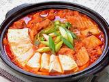 猪肉泡菜汤的做法[图]