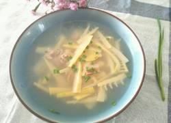 春笋汤(一笃鲜)