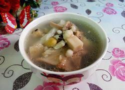 祛湿猪骨汤