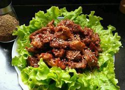 孜然羊肉(烤制)