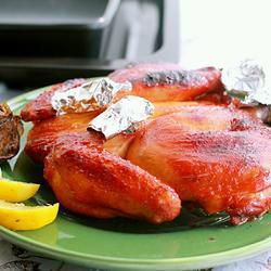 蜜汁烤全鸡
