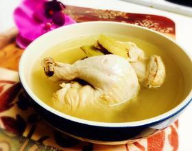 老姜鸡汤[图]