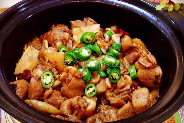 永平黄焖鸡的做法_黄焖鸡米饭的做法_菜谱_香哈网