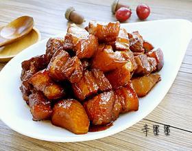 冬笋红烧肉[图]